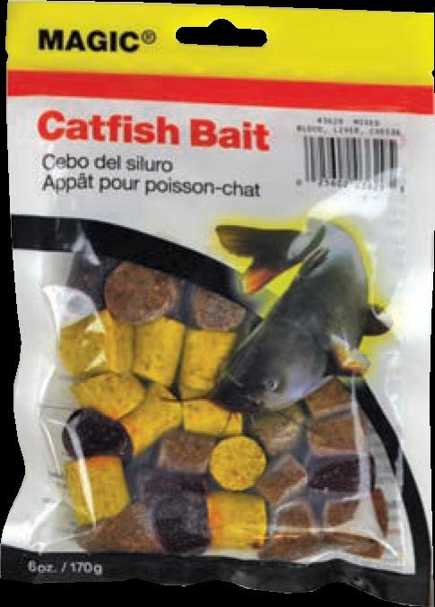 Catfish Bait Mixed