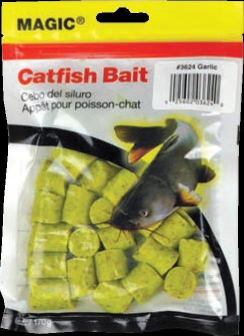 Catfish Bait Yellow