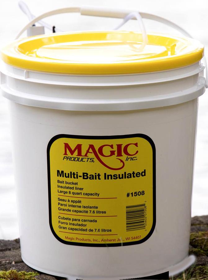 Multi-Bait Insulated