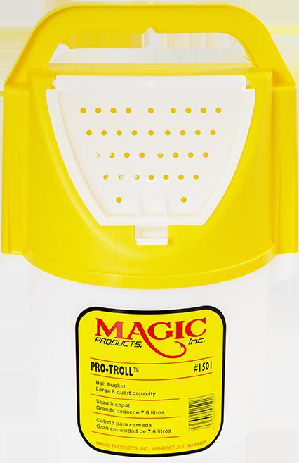Magic Pro Troll Bucket